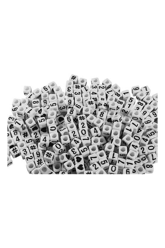 PERLE PZ.300 - 6,5x6,5 NUMERI