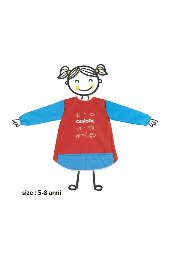 GREMBIULINO 5/8 ANNI...