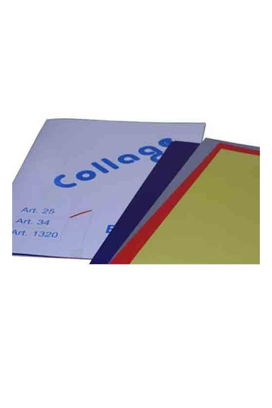 CARTA COLLAGE 35x50 Fg.50 Ass.