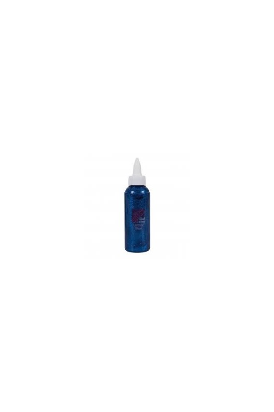 COLLA GLITTER ML.53 - BLU