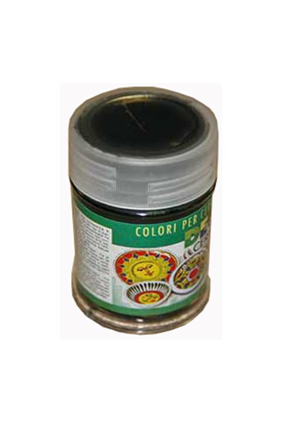 COLORI X CERAMICA 35 ml.- NERO