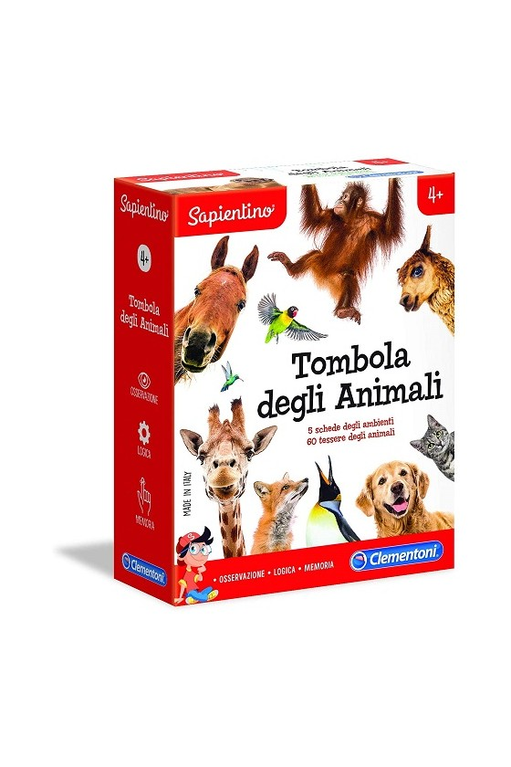 TOMBOLA DEGLI ANIMALI