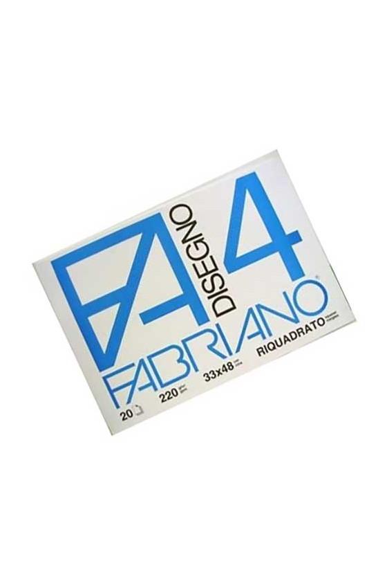 FABRIANO F4 33X48 LISCIO -...