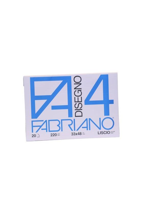 FABRIANO F4 LISCIO 33x48...