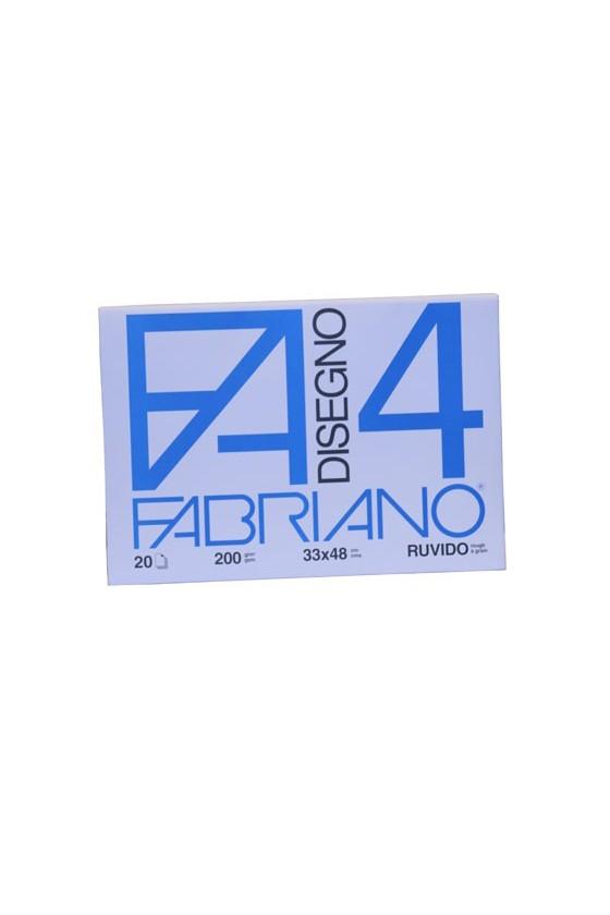 FABRIANO F4 RUVIDO 33x48...