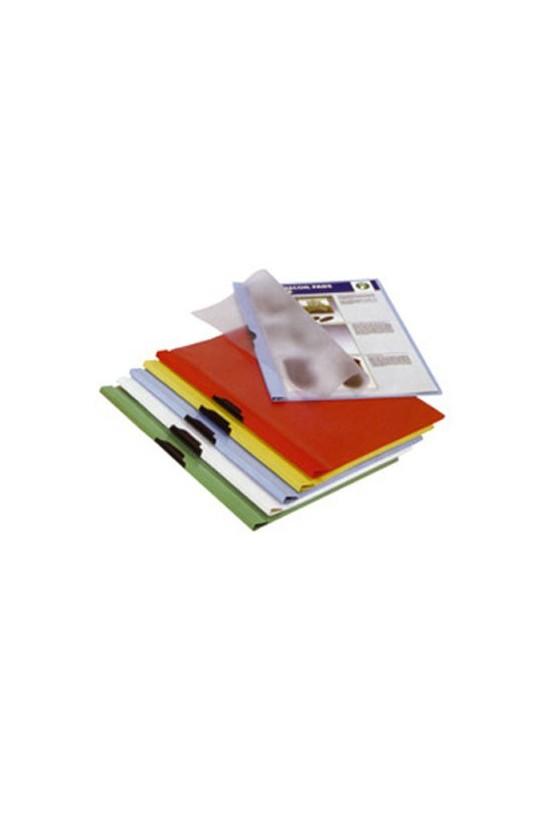 CARTELLE PVC CON CLIP 22x30