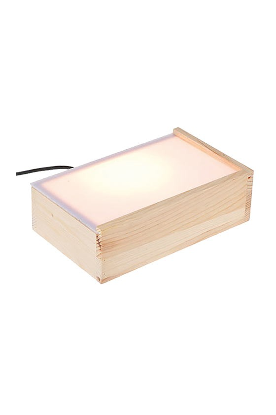 BOX LUMINOSO 23x30 - 230V