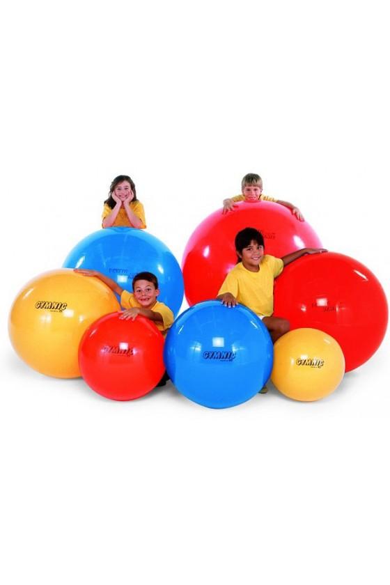 GIMNASTIC BALL Ø 45 cm.